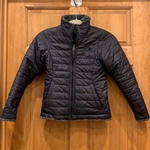 Reversible The North Face coat, jacket, fleece